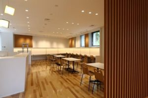 南館1階 喫茶web