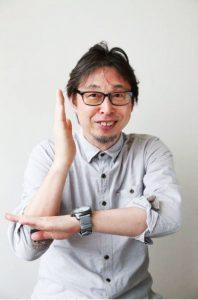 宮西達也さんの写真です。